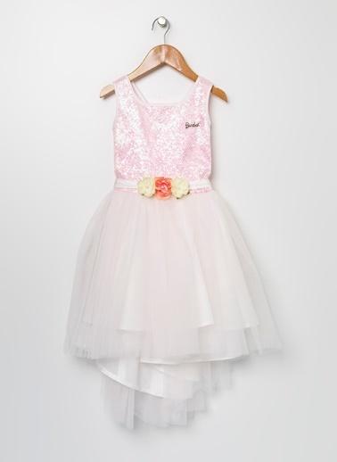 Barbie Elbise Ekru